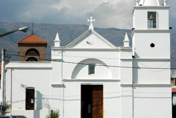Antigua Capilla Ntra. Sra del Rosario de la Villa de Merlo