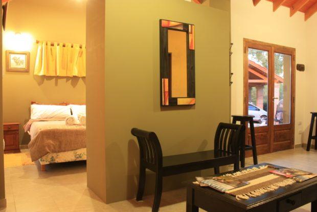Cabaña- Suite  para 2/3 personas