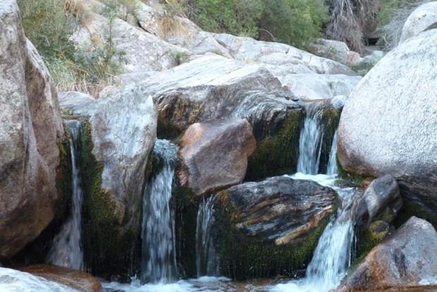 Cortaderas, al pie de las Sierras de los Comechingones